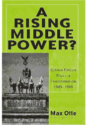 Max Otte: A Rising Middlepower?